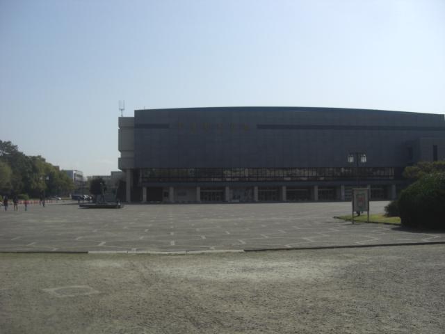 名古屋体体育館