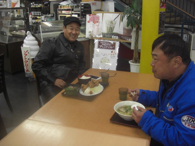 田中さん食事
