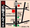 福ちゃん虎ノ門店地図