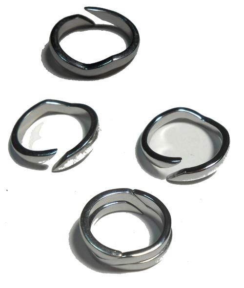 ステンレス指輪オーダーメード