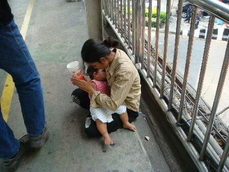 タイの物乞い! - nigashiya'andyonigeya's Blog