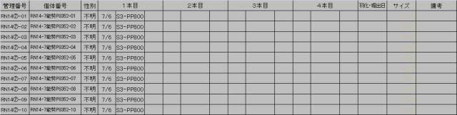 R14能勢7番系統:P8352
