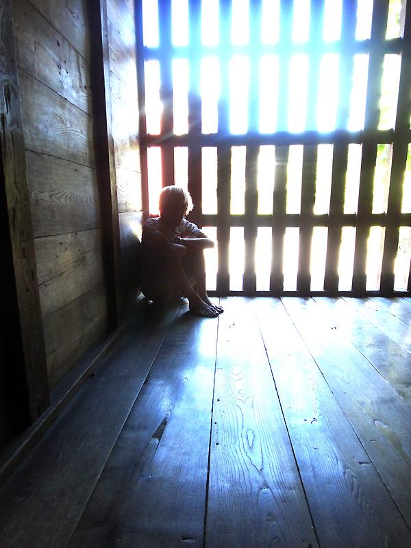 明治村の牢屋