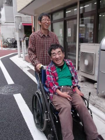 茂さん&佐川さん