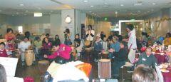 2010年クリスマス会の様子②