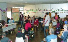 2010年クリスマス会の様子③