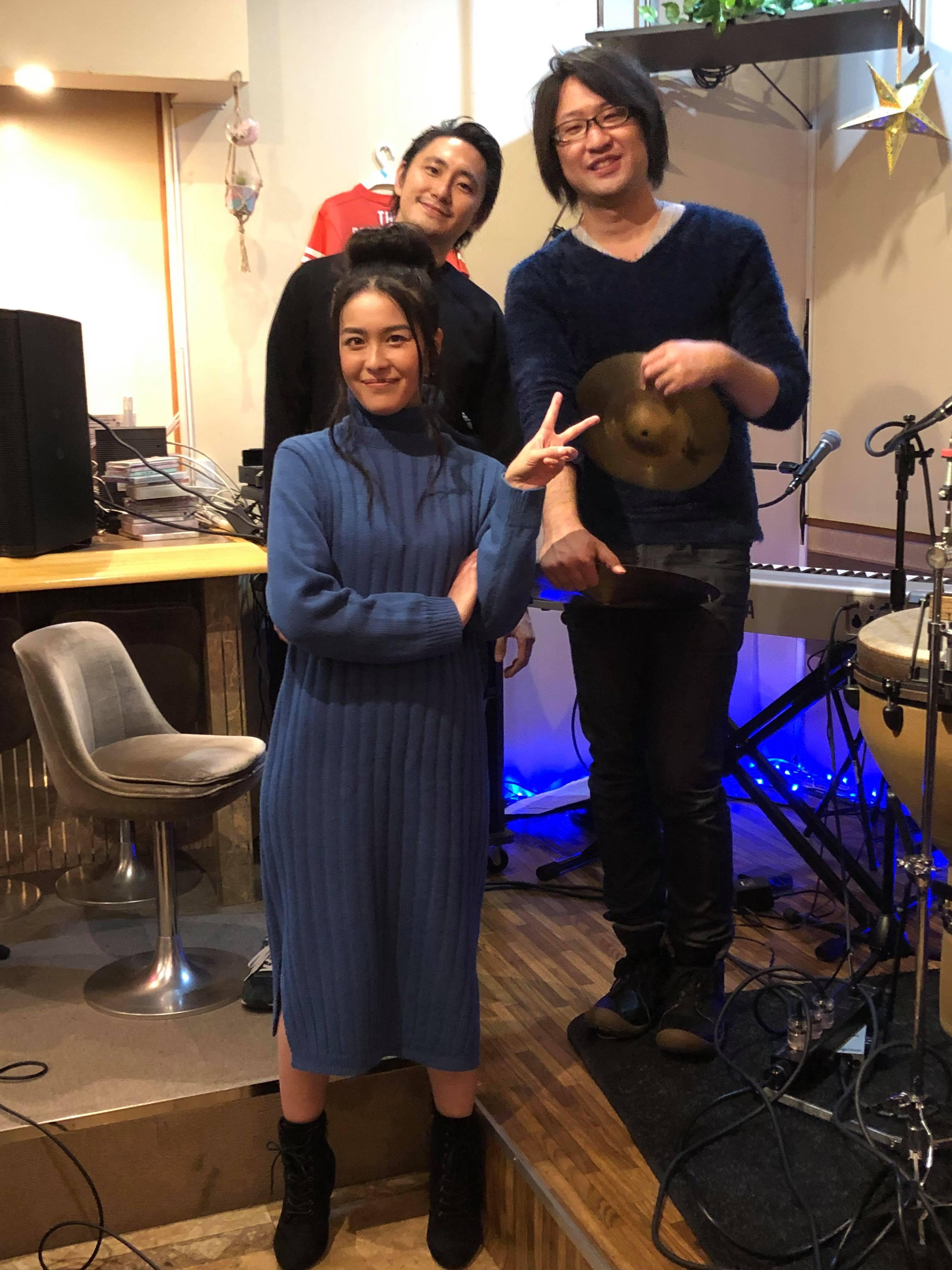 1月27日(日)Live終了☆