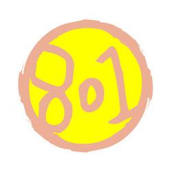 801注意マーク